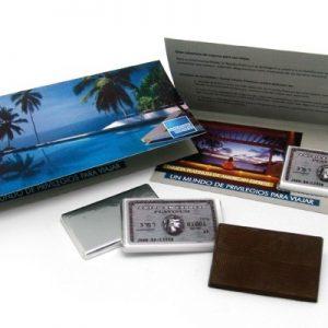 Čokolada Bančna Kartica