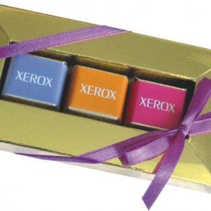 Čokoladne Kocke V Okvirju 3 Kos