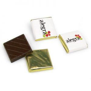 Čokolada 5g v darilni embalaži