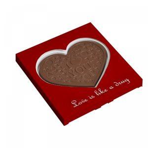 Čokoladno Srce 65g