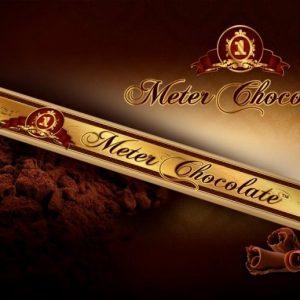 Kraljevska Čokolada 1 Meter